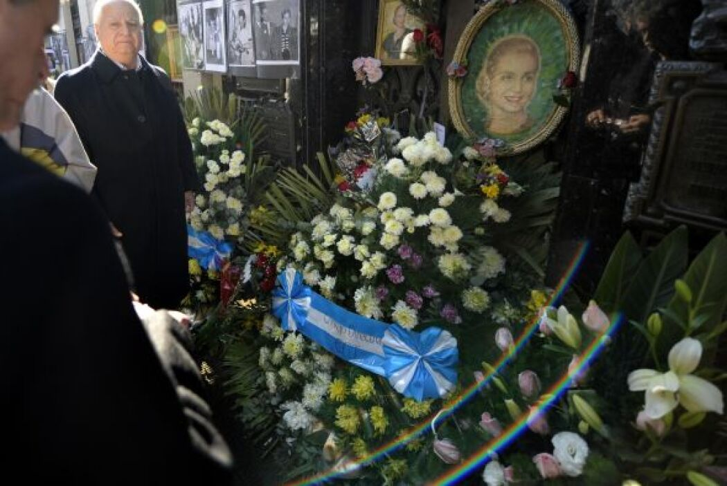 María Eva Duarte de Perón: La famosa primera dama argentina murió de cán...