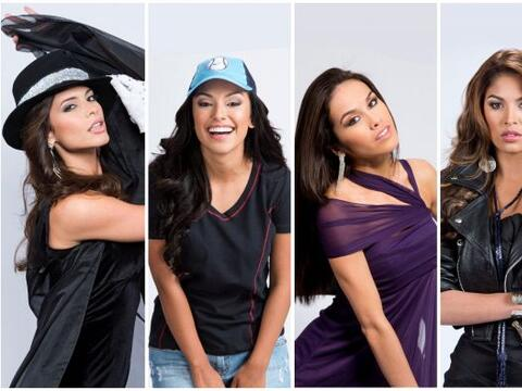 Estas son las imágenes oficiales del 'photoshoot' de las chicas d...