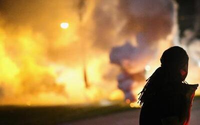 Nueva noche de violencia en Missouri