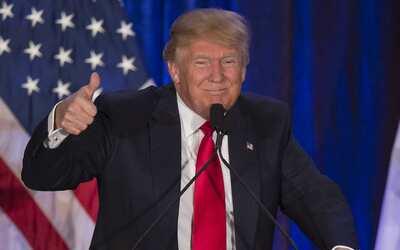 El magnate ganó con amplia ventaja las primarias republicanas en Washing...