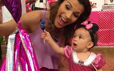 Detrás de cámaras: La fiesta inolvidable de Baby Michelle Tacher