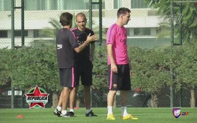 Libreta de Apuntes: ¿Leo Messi debe mudarse de equipo?
