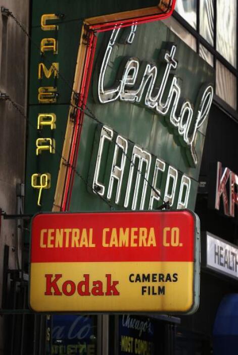 La otra cara de la moneda fue la empresa Kodak, que dejó en el pasado su...