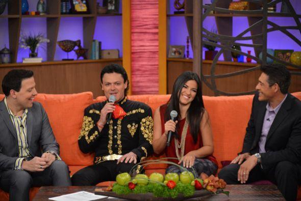 Maite y Pedro confesaron que pasaron momentos muy divertidos durante las...