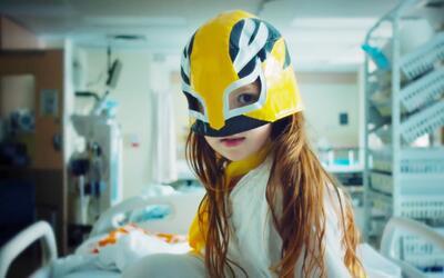 Enfermo no es lo mismo que débil: Un épico video muestra la valentía de...