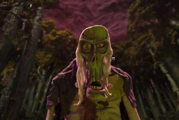 Norman tendrá que convivir con fantasmas, brujas y zombis para salvar al...