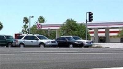 Tienda de auto servicio en Mesa