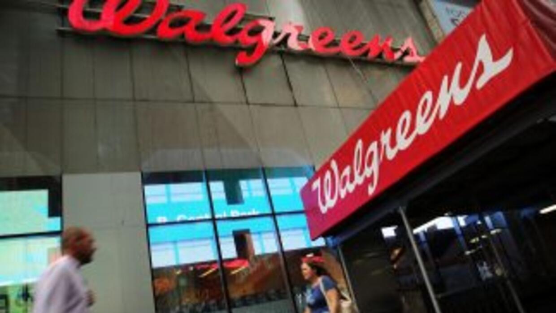 Walgreens es la mayor cadena de farmacias de Estados Unidos por localida...
