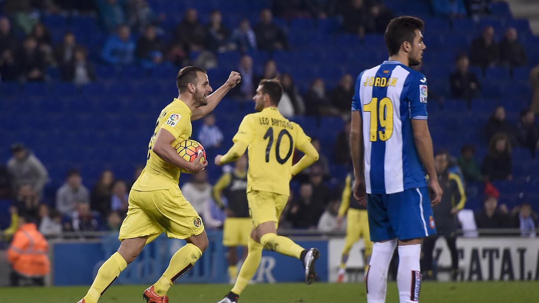 Villarreal le sacó el empate al Espanyol