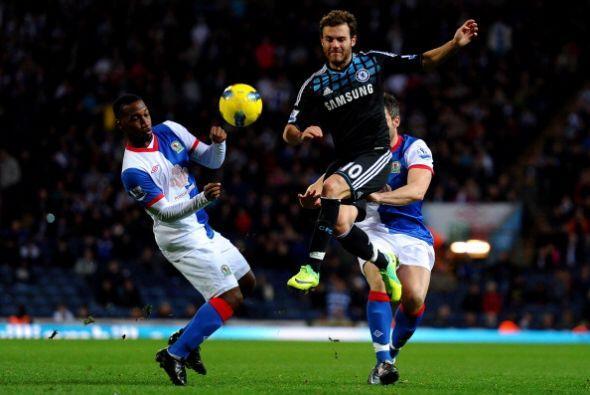 Chelseavisitó al Blackburn Rovers y se llevó la vict...