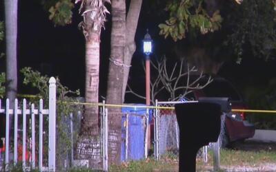 Un hombre resultó herido en una pierna durante un tiroteo en Oakland Park