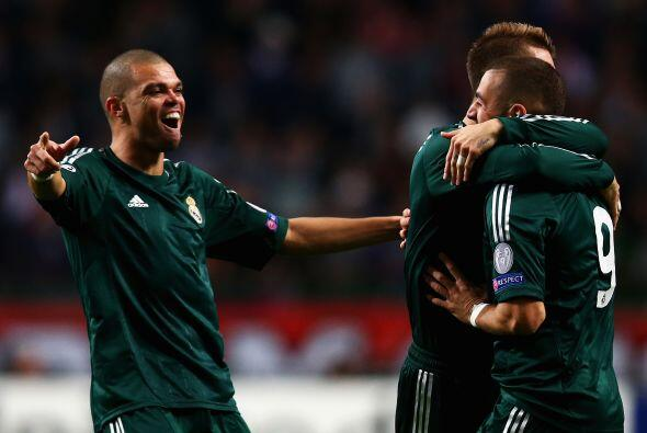 El 2-0 del Real Madrid parecía un resultado más acorde a lo que había pa...