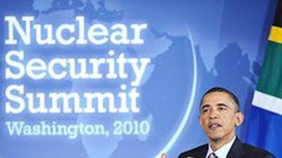 El presidente Obama es el anfitrión de la Cumbre de Seguridad Nuclear.