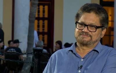 """Iván Márquez: """"Si no se llega a un acuerdo pronto, el proceso de paz pue..."""