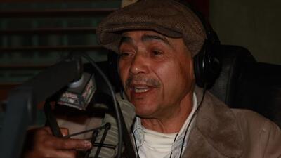 El puertorriqueño Daniel Morales, de 58 años, vivía sin techo en las cal...
