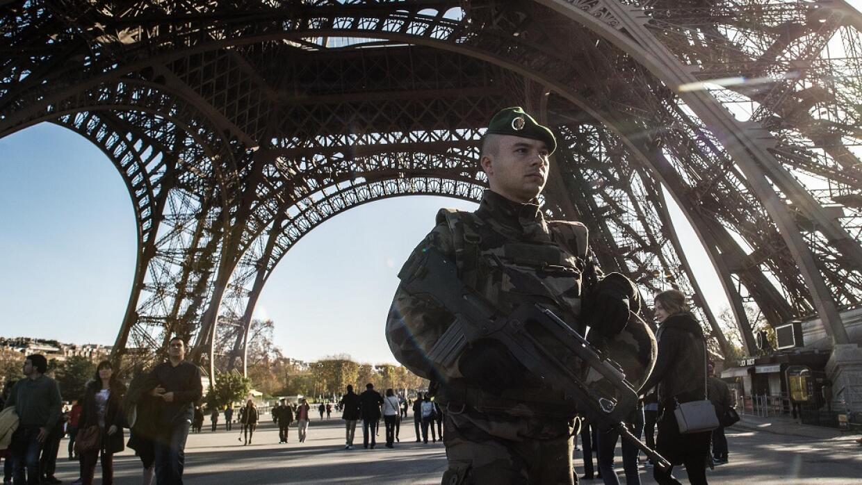 Las medidas de seguridad se han fortalecido en París
