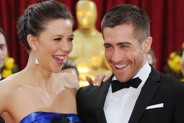 Maggie y Jake Gyllenhaal. Hijos de un director de cine y una guionista,...