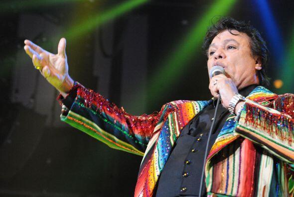El público de Las Vegas esperaba con muchas ansias este concierto...