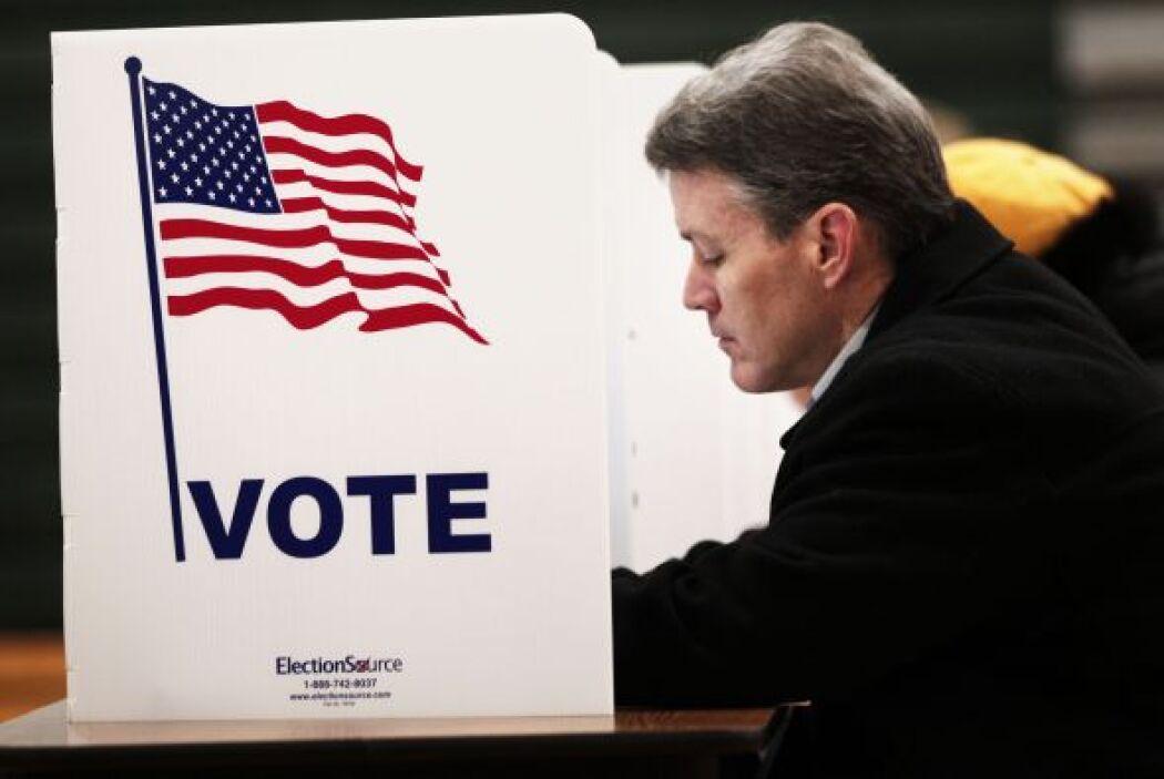 Los estadounidenses deciden si renuevan en el cargo por cuatro años más...