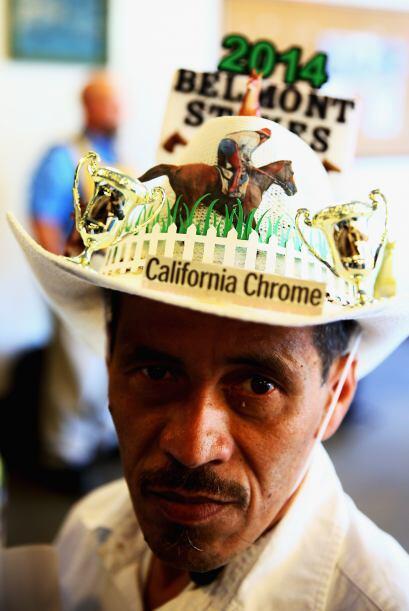 Dedicados a California Chrome.