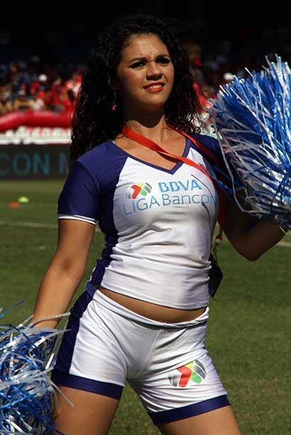 Vota por las porristas del Veracruz vs Pumas de la jornada 15, a quienes...