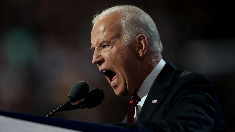 """Joe Biden: """"¡Donald Trump no tiene idea de lo que hace a Estados Unidos..."""
