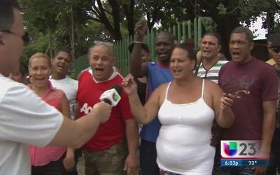Aumenta desesperación de cubanos varados en Costa Rica