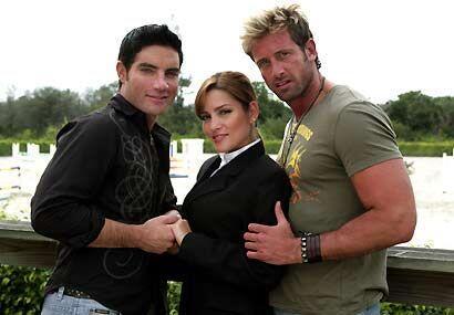 Montse se enamoraba de Juan José, pero Víctor no quería perderla ni a el...