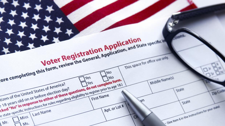 En California la fecha límite para registrarse para votar en las eleccio...