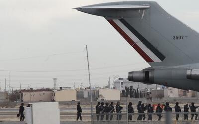 Así fue el operativo para trasladar a Joaquín 'El Chapo' Guzmán a EEUU