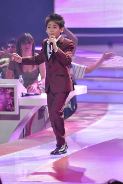 El galán de la competencia Hiroshi, hizo vibra a sus compa&ntilde...