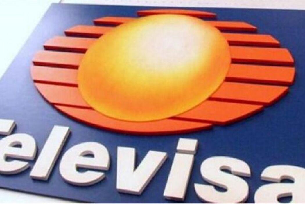 9.- Televisa tiene un valor de 1,588 millones de dólares. (Imagen tomada...