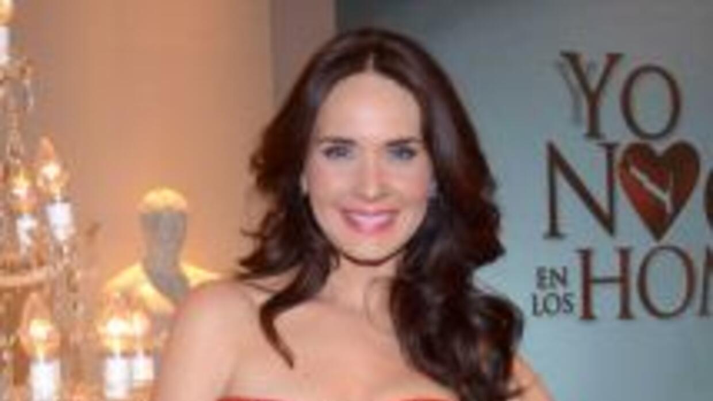 Adriana interpreta a María Dolores enYo No Creo En Los Hombres