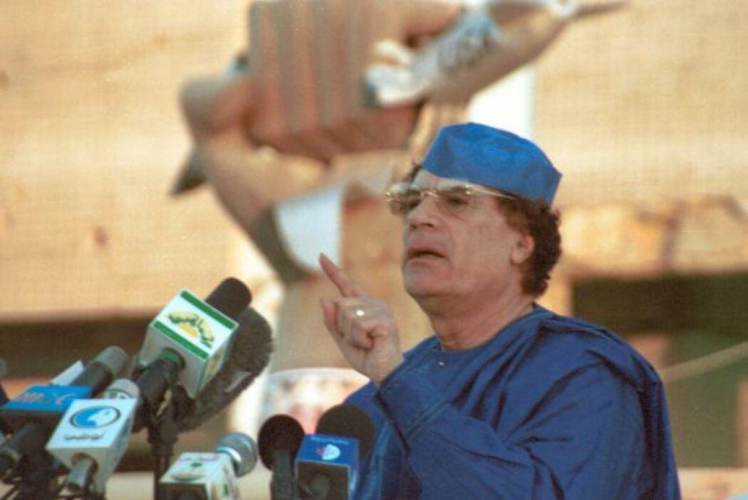 Además Gadafi poseía acciones en Pearson, duelo del Financial Times y Pe...