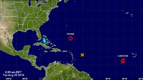 Es la séptima tormenta tropical de la temporada de huracanes en l...