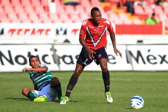 Wilson Tiago salió del Toluca para probar suerte con el Veracruz. El bra...