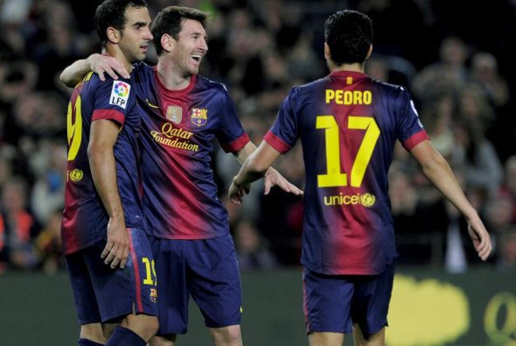 Lionel sigue acercándose a la marca histórica de Gerd Müller de más gole...