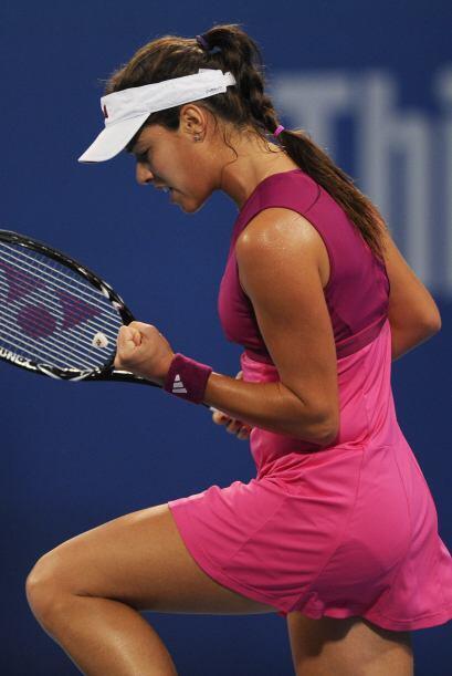 Desde que alcanzó el primer lugar en el 2008, Ana no había logrado la so...