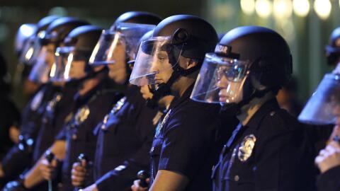 Agentes de la policía de Los Ángeles, LADP