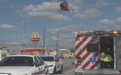 Un hombre resultó herido durante tiroteo cerca de la preparatoria Klein