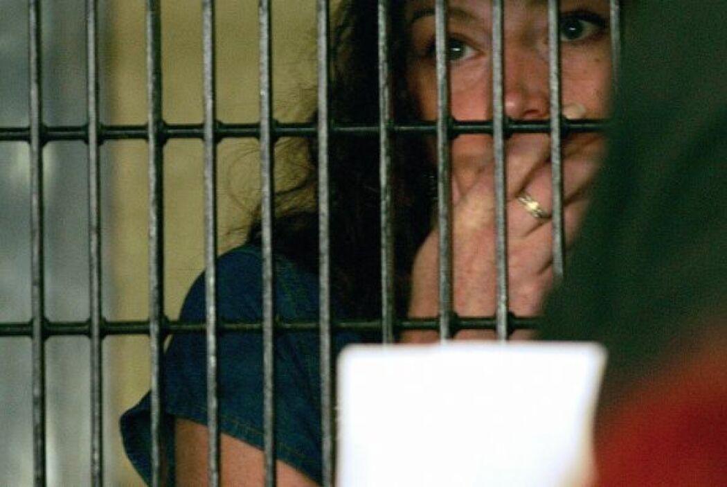 Cassez asegura que fue detenida el 8 de diciembre de 2005 que fue manten...