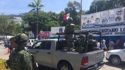 Alejandro Saavedra dejará sus operaciones en el estado de Guerrero.