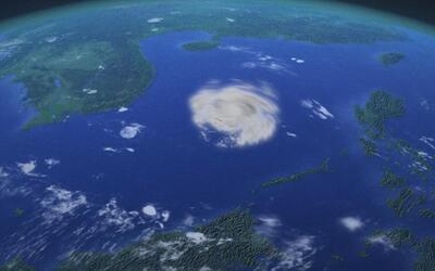 Tifones se hicieron más poderosos en últimos 40 años