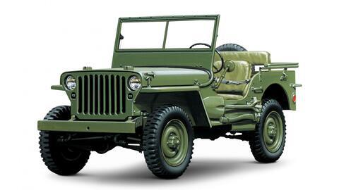 Jeep cumple 75 años