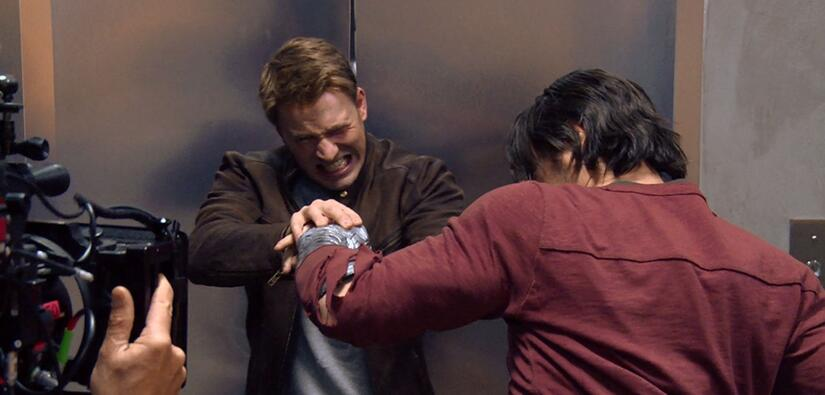 'Captain America: Civil War': Bucky vs. Steve