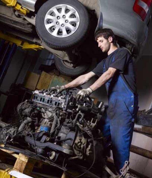 1.Se fundió el motorCausa: Un motor se funde por una combinación de fact...