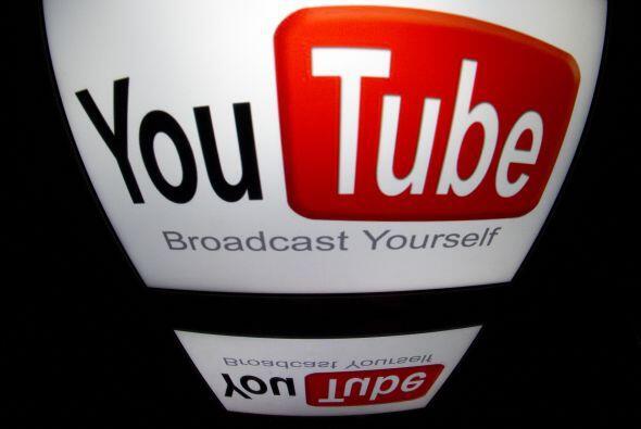 Más de mil millones de personas entran a YouTube cada mes, cifra...