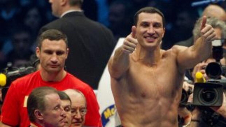 Vitali Klitschko defenderá en septiembre y quizás sea su última pelea.