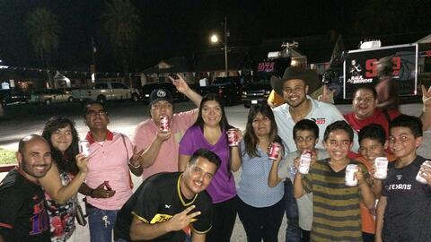 National Night Out 2016 with KXTN