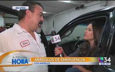"""Qué hacer si su auto le indica """"check engine"""""""